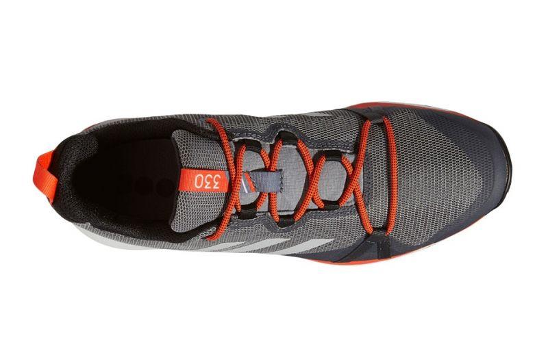 Adidas Terrex Skychaser Lt Grigio Arancione Nuove scarpe