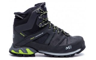 Millet HIGH ROUTE GTX BLACK GREEN MIG1784.7216