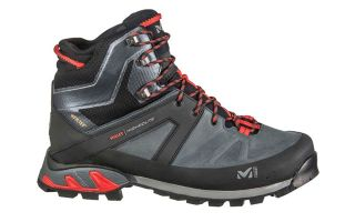 Millet HIGH ROUTE GTX GRIS ROUGE MIG1784.8882