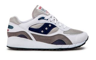 Saucony SHADOW 6000 BLANCO GRIS S70441-1