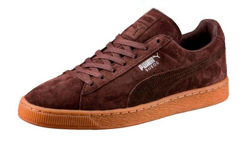 Chaussure Puma Suede Classic CITI 362551 01