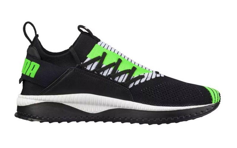 45171cf58a155 Puma Tsugi Jun Negro Verde - Zapatillas de hombre