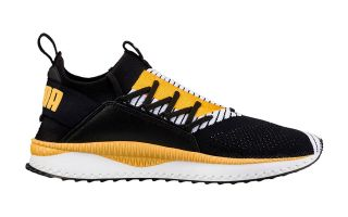 Puma TSUGI JUN NEGRO BLANCO 365489 10