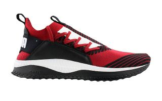 PUMA TSUGI JUN RED BLACK 365489 11