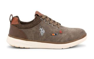 US POLO ASSN VERTER BROWN YGOR4082W8/Y1