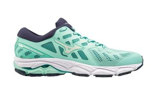 <center><b>Mizuno</b><br > <em>WAVE ULTIMA 11 AQUAMARINE BLUE WOMEN J1GD1909 74</em>