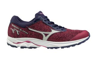 <center><b>Mizuno</b><br > <em>WAVE RIDER TT BURGUNDY WOMEN J1GD1932 39</em>