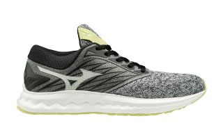 Mizuno WAVE POLARIS GREY WHITE WOMEN J1GD1981 02