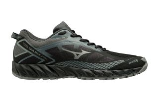 Mizuno WAVE IBUKI 2 GTX BLACK GREY J1GJ1959 34