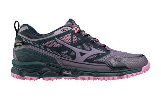 Mizuno WAVE IBUKI 2 BLACK PINK WOMEN J1GJ1973 38