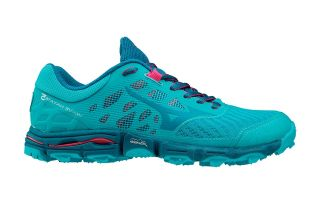 Mizuno WAVE HAYATE 5 BLUE WOMEN J1GK1972 26