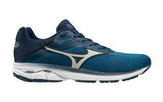 Mizuno WAVE RIDER 23 BLUE WHITE J1GC1903 04