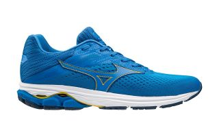 Mizuno WAVE RIDER 23 BLUE YELLOW J1GC1903 24