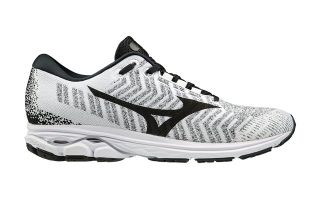 Mizuno WAVE RIDER WAVEKNIT3 BLACK WHITE J1GC1929 51