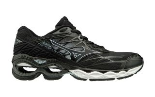 MIZUNO WAVE CREATION 20 BLACK BLUE WOMEN J1GD1901 10