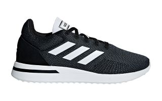 adidas RUN70S BLACK WHITE B96550