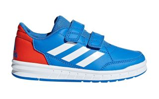 adidas ALTASPORT CF BLUE ORANGE JUNIOR D96825