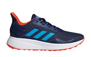 adidas DURAMO 9 BLUE ORANGE BOY F35107