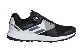 Tênis Adidas Terrex Ax3 Masculino Verde Militar   Netshoes