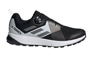 adidas TERREX TWO BOA GORETEX NEGRO BLANCO F97634