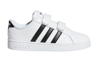 adidas BASELINE CMF CHILDREN WHITE BLACK JUNIOR AW4321