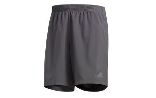 adidas SHORT RUN IT GRIS DQ2542