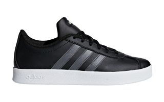 adidas VL COURT 2.0 K BLACK BOY F36381