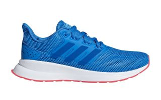 adidas ADIDAS RUN FALCON JUNIOR AZUL F36540