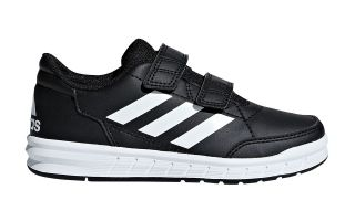 adidas ALTASPORT CF K BLACK WHITE JUNIOR D96829