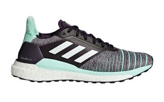 ADIDAS SOLAR GLIDE GRIS MUJER D97447