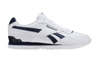 Reebok ROYAL GLIDE RIPPLE CLIP WHITE BLACK BD5321
