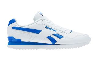 Reebok ROYAL GLIDE RIPPLE CLIP BLANCO AZUL BS6805