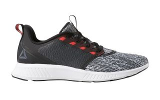 Reebok FUSIUM LITE BLACK GREY WOMEN