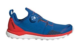adidas TERREX AGRAVIC BOA BLUE RED BC0370