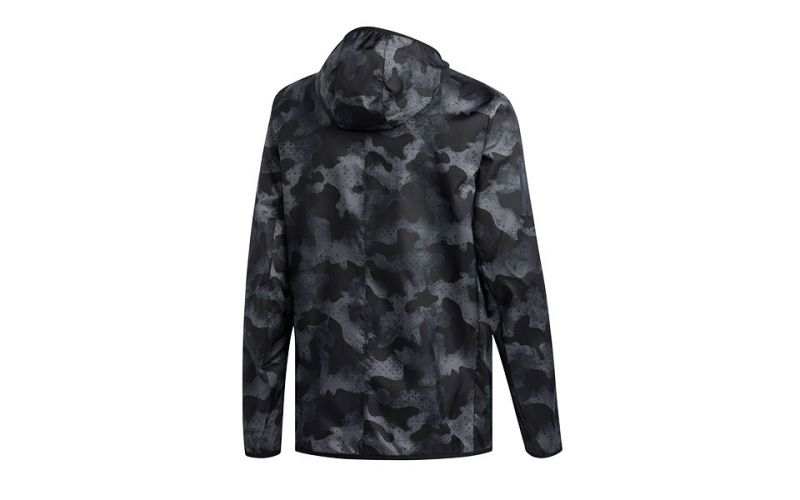 SUDADERA OWN THE RUN CAMOUFLAGE