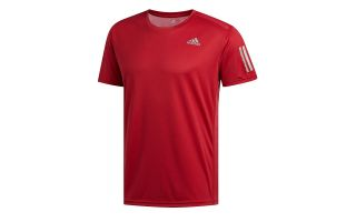 ADIDAS CAMISETA OWN THE RUN ROJO