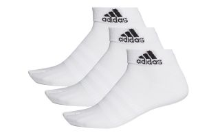 adidas CALCETINES LIGHT ANK 3PP BLANCO