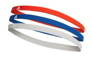 ADIDAS HAIRBAND 3 PACK VARIOS