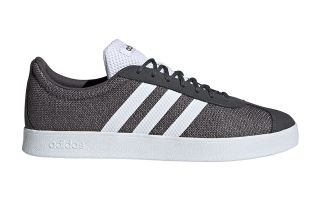 adidas VL COURT 2.0 GRIS BLANCO EE6890