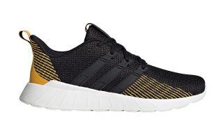 adidas QUESTAR FLOW BLACK GOLD EE8214
