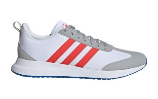 ADIDAS RUN 60S BLANCO ROJO EE9728