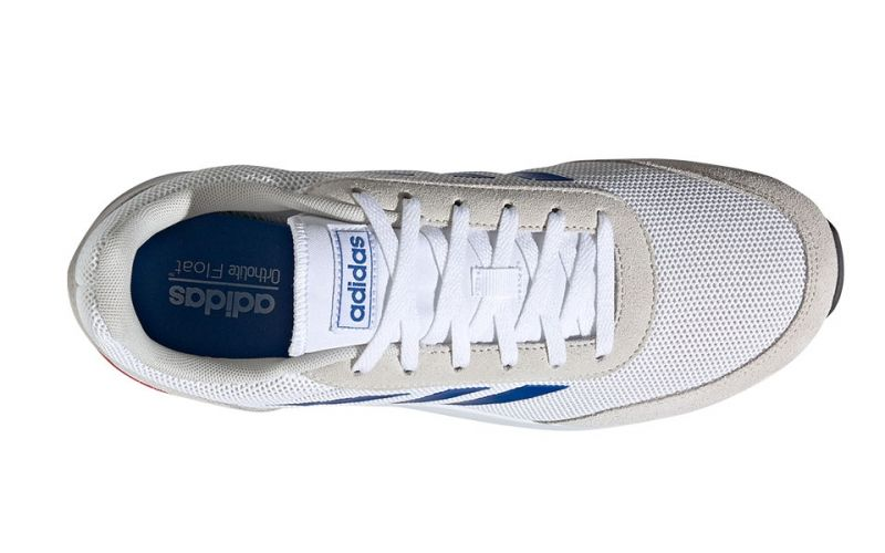 Criticar álbum de recortes Insignia  Adidas Run 70S light grey white - Retro running inspiration