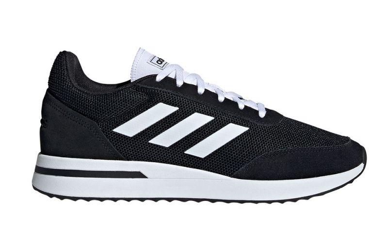 Adidas Run 70S black white - Style and