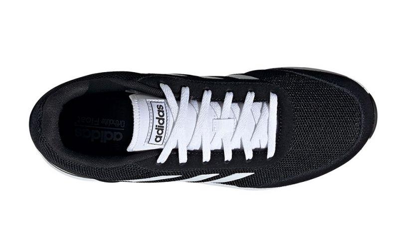 ADIDAS Run 70S Noir Blanc Style et Confort