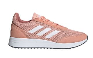 <center><b>adidas</b><br > <em>RUN 70S PINK WHITE WOMEN EE9799</em>