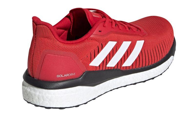 Adidas Solar Drive 19 red black