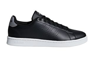 adidas ADVANTAGE BLACK WHITE F36431