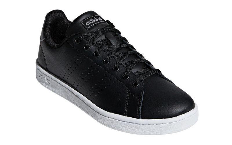Adidas Advantage black white - Men sneakers