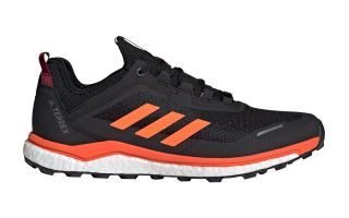 adidas TERREX AGRAVIC FLOW BLACK ORANGE G26103