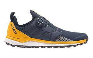 adidas TERREX AGRAVIC BOA GREY YELLOW G26377